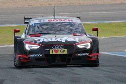Antonio Giovinazzi, Audi RS 5 DTM d'essais