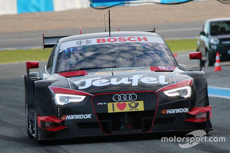 Antonio Giovinazzi, Audi RS 5 DTM Test Car