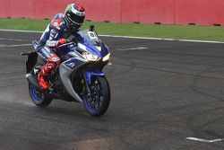 Jorge Lorenzo, Yamaha Factory Racing with the Yamaha YZF-R4