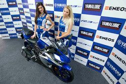 Yamaha grid girls