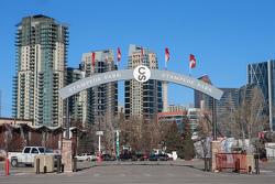 Stampede Park, à Calgary, potentiel site pour une course d'IndyCar en 2017