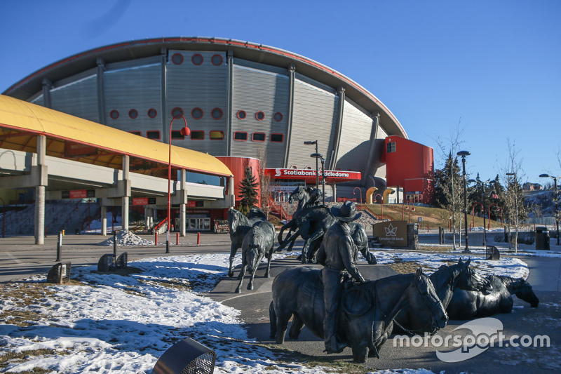 Stampede Park Calgary Potential Location For 2017