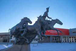 Stampede Park, Calgary, potential location for 2017 IndyCar race.