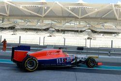 Рио Харьянто, Manor F1 Team