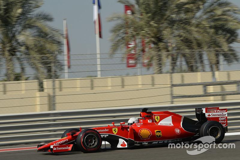 2015: Ferrari SF15-T (три победы, 2-е место в КК)