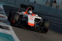 Jordan King, Manor F1 Team