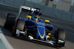 Adderly Fong, Sauber