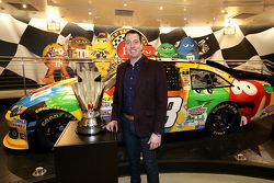 NASCAR-Champion Kyle Busch, Joe Gibbs Racing Toyota