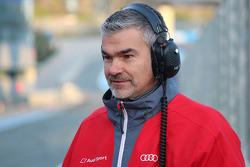 Dieter Gass, Leiter DTM bei Audi Sport