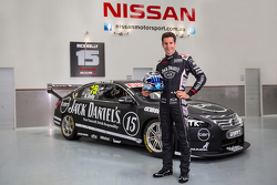 New livery for Rick Kelly