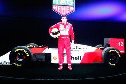 Tag Heuer lancia l'orologio Senna Special Edition