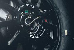 Peugeot 2008 DKR16 tyre detail