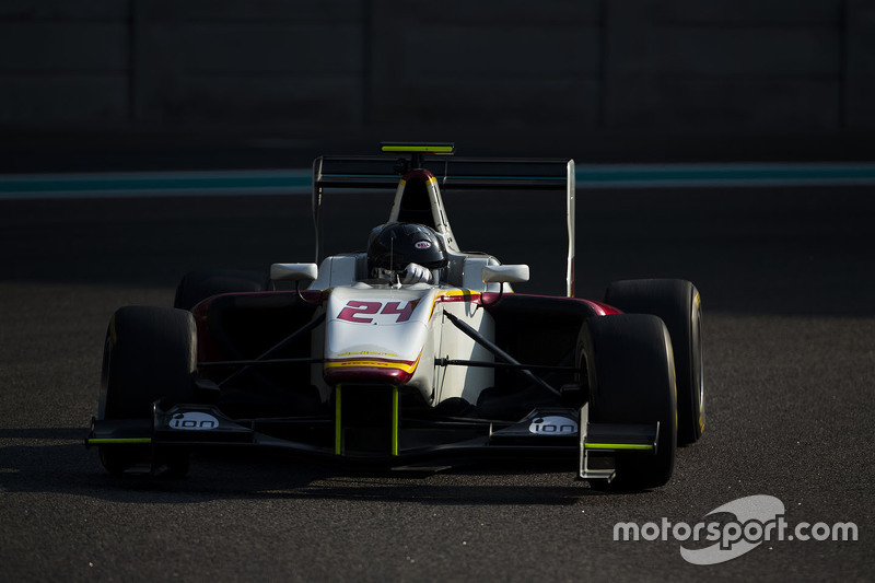Rahul Raj Mayer, Campos Racing