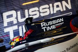 Pierre Gasly, RUSSIAN TIME