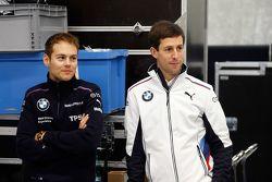Tom Blomqvist and Alexander Sims