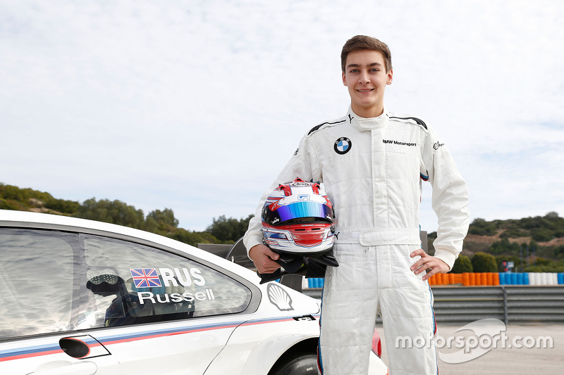 George Russell, DTM