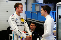 Tom Blomqvist and Louis Deletraz