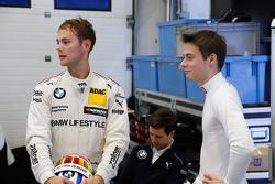 Tom Blomqvist and Louis Deletraz