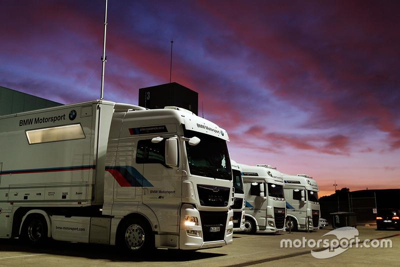 BMW-Lastwagen