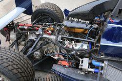 BMW engine detail