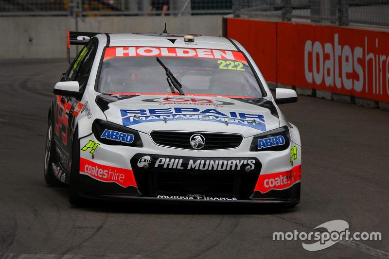 Jack Perkins, Holden Racing Team