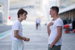 Charles Leclerc, ART Grand Prix with Kevin Ceccon