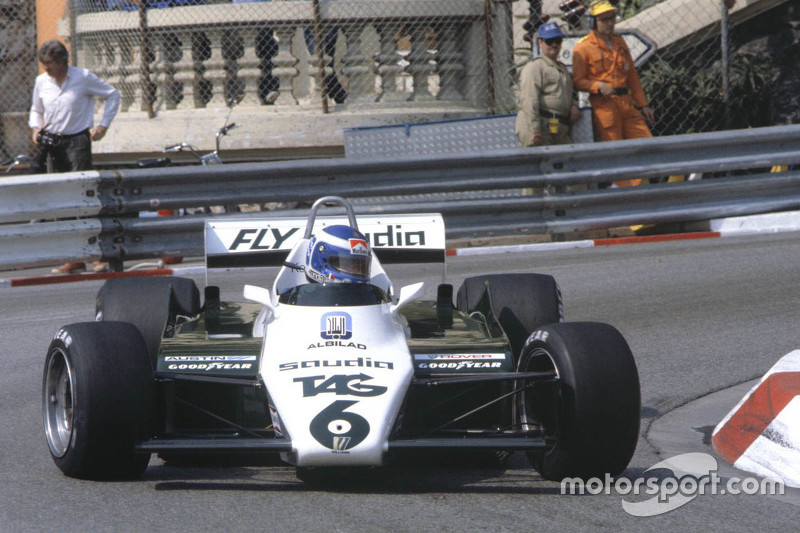 1982: Williams FW08