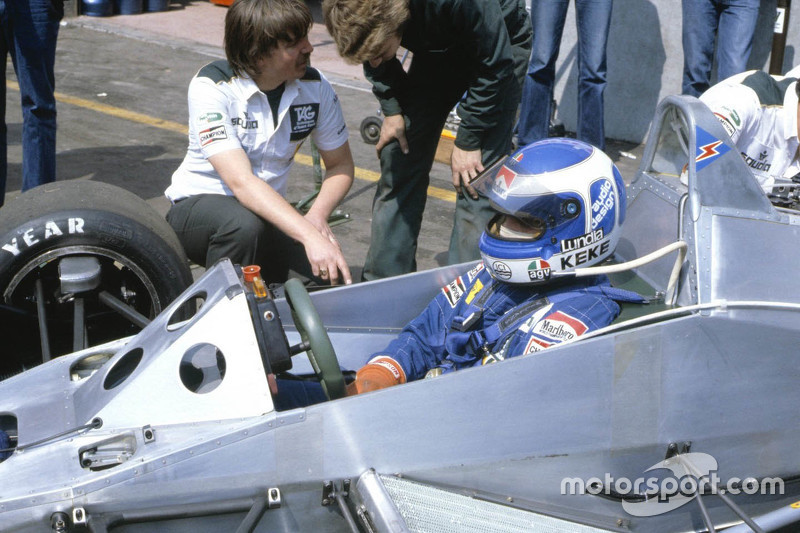 63: Keke Rosberg, Williams