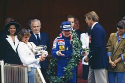Juara balapan Keke Rosberg, Williams