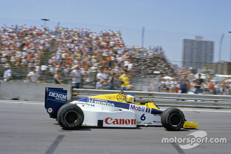 1985: Keke Rosberg (Williams FW10 Honda)