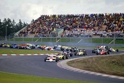 Keke Rosberg, Williams in de problemen tijdens de eerste ronde