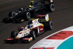 Mitch Evans, Campos Racing et Tio Ellinas, Trident