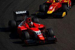 Emil Bernstorff, Arden International y Norman Nato, Racing Engineering