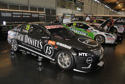Rick Kelly, Nissan Motorsports and James Moffat, Nissan Motorsports