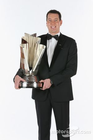 2015 NASCAR Sprint Cup Champion Kyle Busch