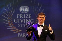 Max Verstappen, Scuderia Toro Rosso Rookie des Jahres