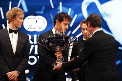 Brendon Hartley, Mark Webber, Timo Bernhard, Porsche Team