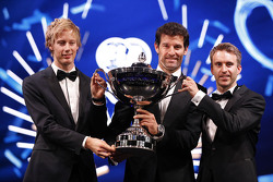 Brendon Hartley, Mark Webber, Timo Bernhard, Porsche Team