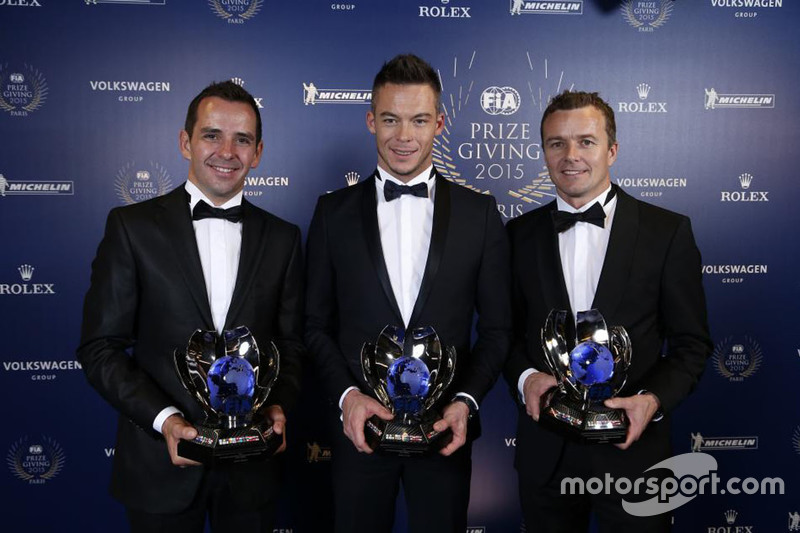 Finishing runner-up in the WEC standings were three-time Le Mans 24 Hours winners Marcel Fassler, Andre Lotterer and Benoit Treluyer.