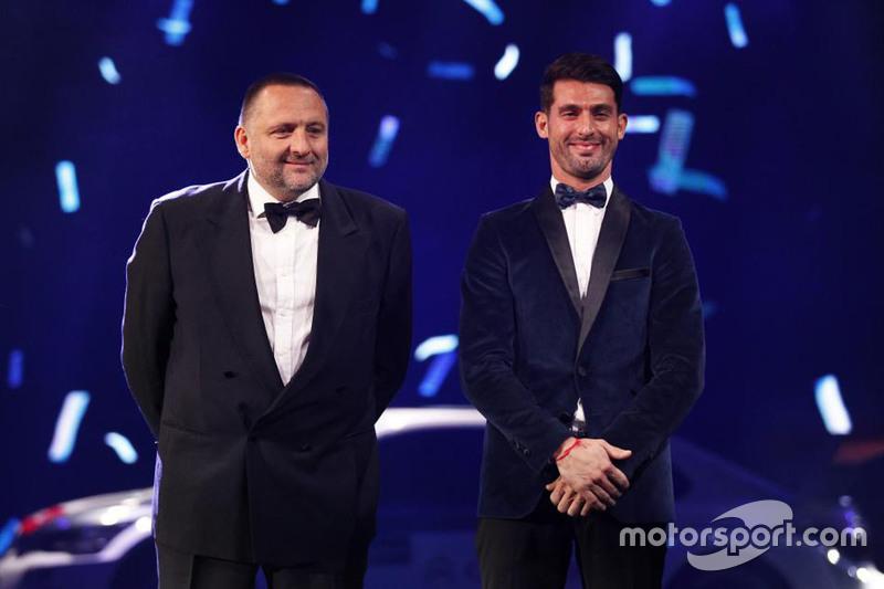 Yves Matton y José María López Citroën World Touring Car team