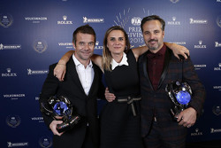 Sébastien Loeb, Citroën World Touring Car team y Yvan Muller, Citroën World Touring Car team