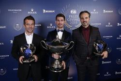 Sébastien Loeb, Citroën World Touring Car team, José María López, Citroën World Touring Car team y Y