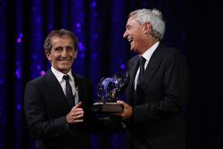 Alain Prost y Jean-Paul Driot