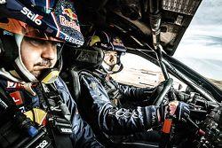 Sébastien Loeb and Daniel Elena, Peugeot Sport