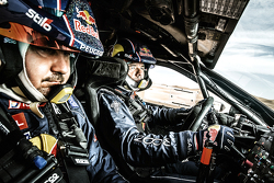 Sébastien Loeb y Daniel Elena, Peugeot Sport