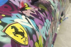 Ben Levy Ferrari Artceleration