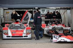 Davidson Racing, Teambereich