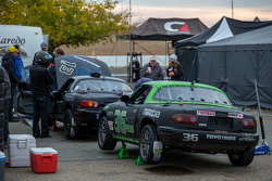 #36 SP Racing Mazda Miata