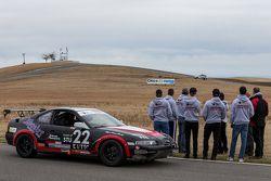 #22 El Dorado Motorsports, Honda Prelude: Steven Cento, Carl Young, Thomas Lepper, Chris Lock, Natha