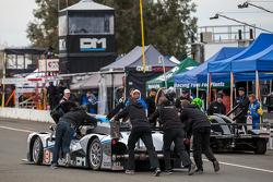 #8 Ryno Racing Team, Ginetta LMP3